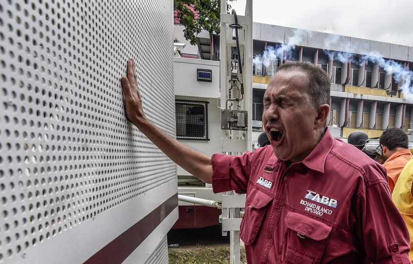 Richard Blanco /JUAN BARRETO /AFP