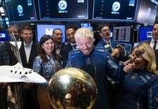 Richard Branson kontra Jeff Bezos - kosmiczny wyścig bogaczy