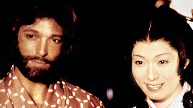 "Richard Chamberlain i Yoko Shimada w serialu ""Shogun"" /AKPA"
