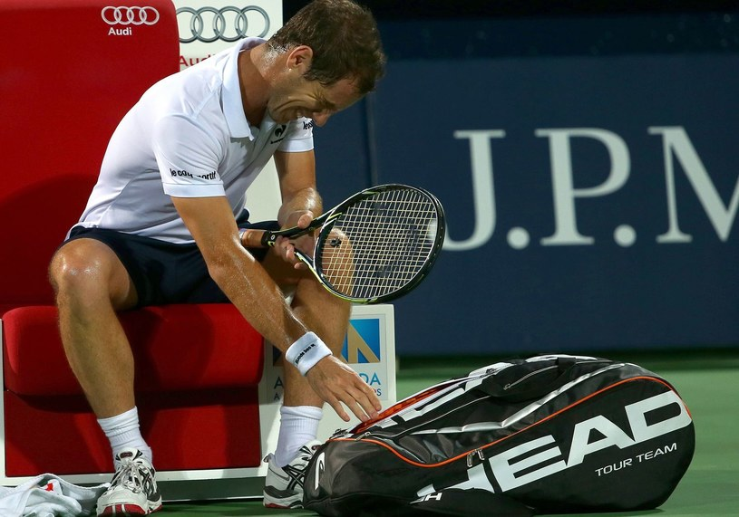 Richard Gasquet /AFP