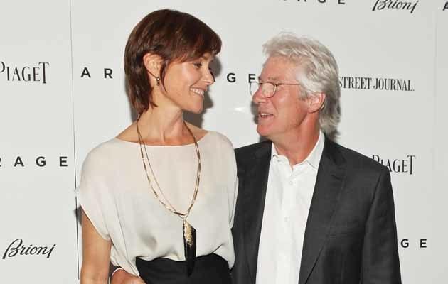 Richard Gere kłócił się z żoną o pieniądze /Roger Kisby /Getty Images