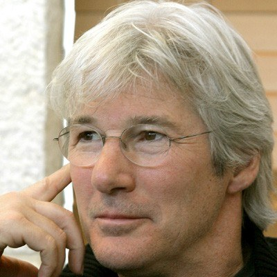 Richard Gere /AFP