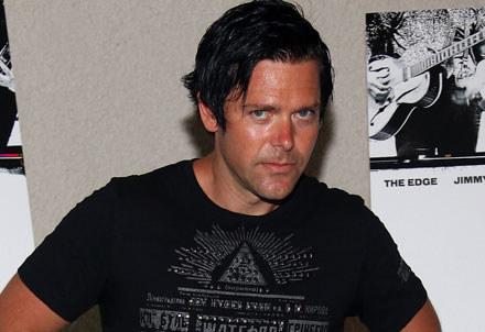 Richard Kruspe (Rammstein) fot. Astrid Stawiarz /Getty Images/Flash Press Media
