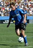 Richard Mulrooney bohater meczu w San Jose /Chris Reiko