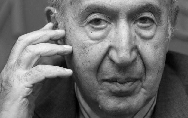 Richard Pipes zmarł w wieku 95 lat /Radek Pietruszka /PAP