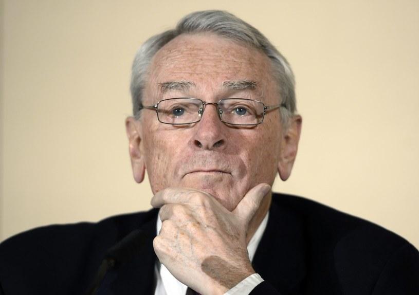 Richard W. Pound, prezes WADA /AFP