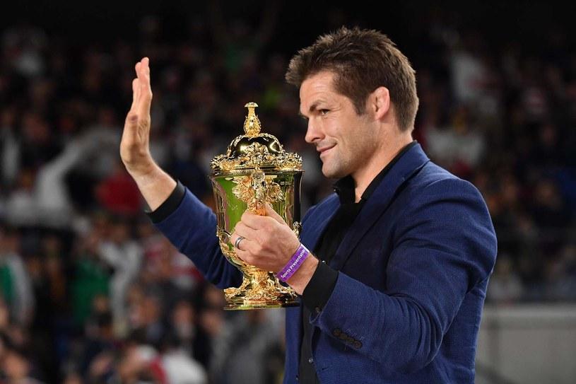 Richie McCaw były reprezentant Nowej Zelandii w rugby /AFP