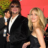 Richie Sambora z żoną Heather Locklear /INTERIA.PL