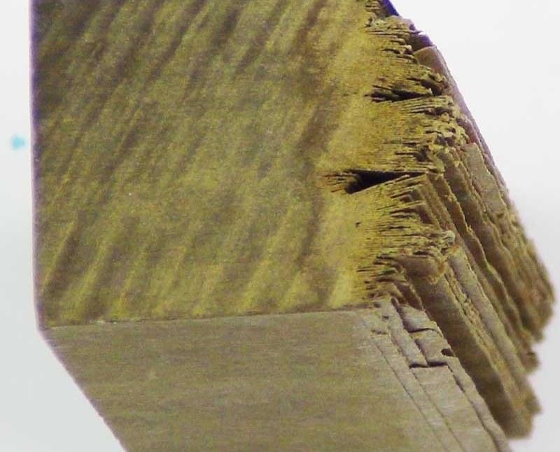 Richlite - drewno z papieru... /materiały prasowe