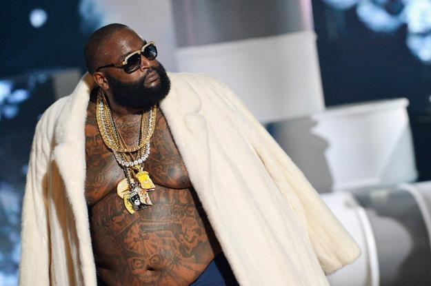 Rick Ross zadarł z gangsterami? - fot. Rick Diamond /Getty Images/Flash Press Media