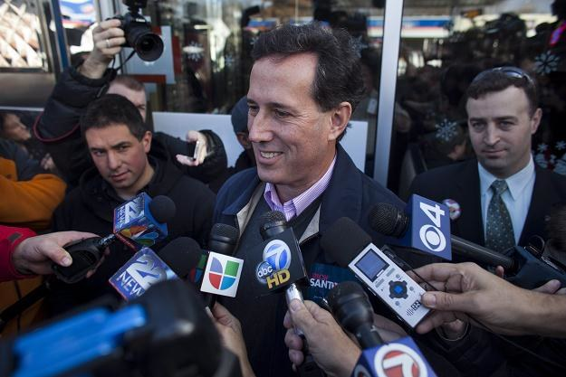 Rick Santorum /PAP/EPA