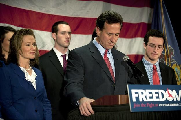 Rick Santorum /AFP