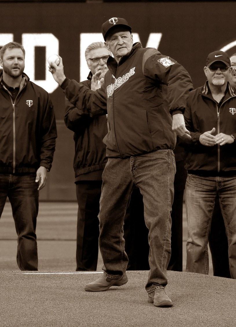 Rick Stelmaszek (na pierwszym planie) nie żyje /AFP