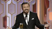 Ricky Gervais po raz piąty poprowadzi Złote Globy