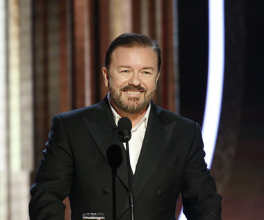 Ricky Gervais zdradził, że żart o bobrze Judi Dench zatwierdzało kilku prawników