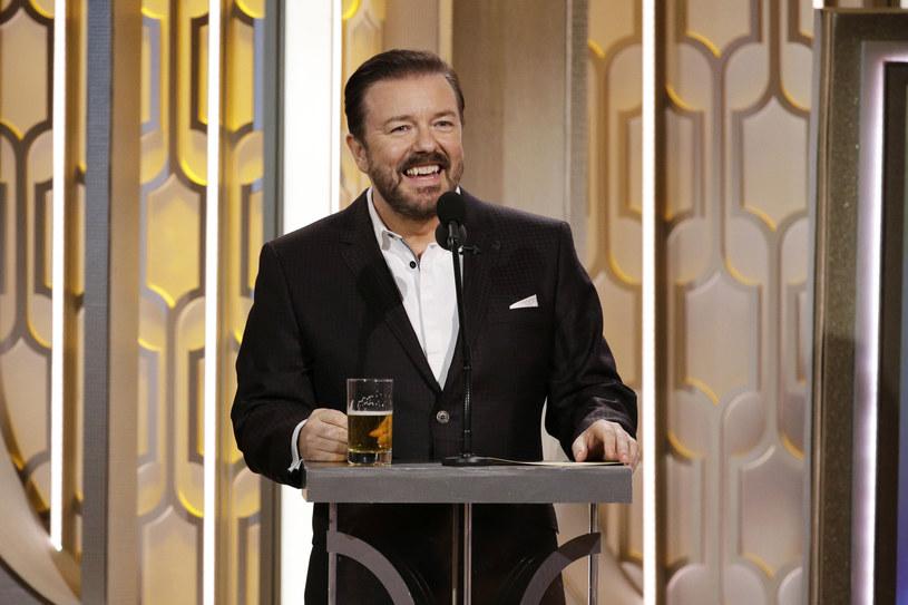 Ricky Gervais /Handout