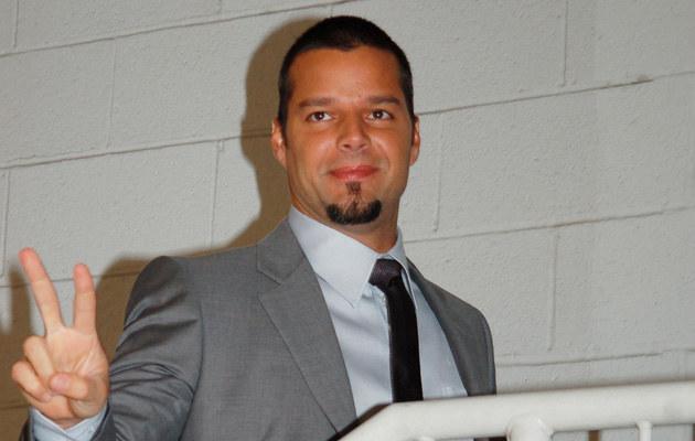 Ricky Martin  /Splashnews