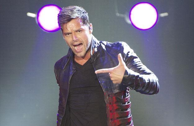 Ricky Martin czuł strach, teraz czuje miłość fot. Carlos Alvarez /Getty Images/Flash Press Media