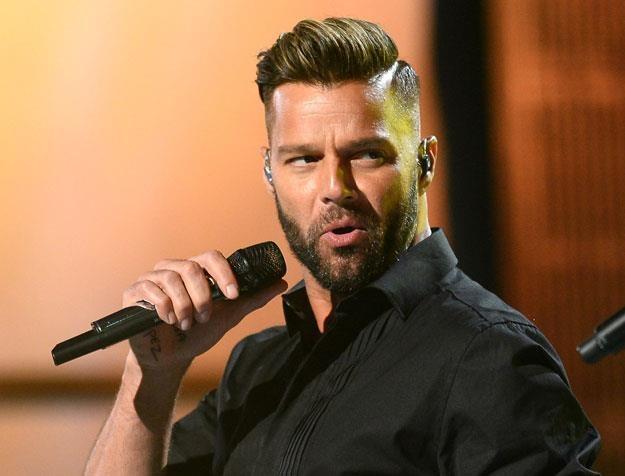Ricky Martin jest singlem fot. Ethan Miller /Getty Images/Flash Press Media