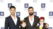 Ricky Martin wraz z mężem będą mieli kolejne dziecko