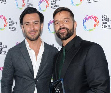 Ricky Martin wraz z mężem pokazali zdjęcie swojej córki [INSTAGRAM]