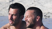 Ricky Martin z mężem na wakacjach