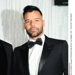 Ricky Martin z syryjskim ukochanym na gali!