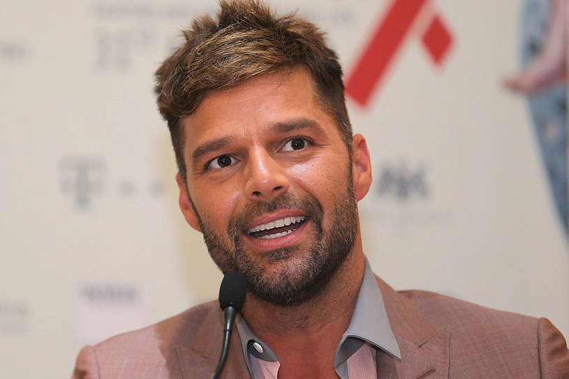 Ricky Martin /Getty Images