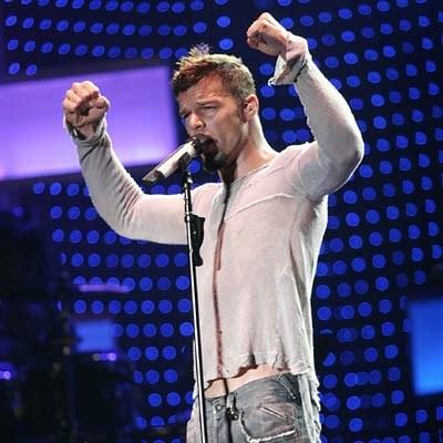 Ricky Martin /arch. AFP