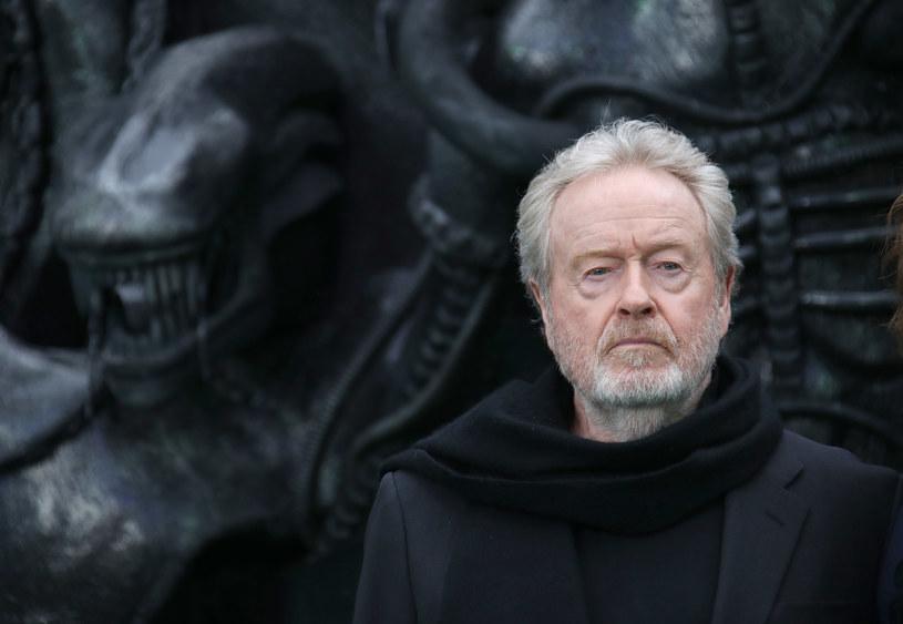 """Ridley Scott darzy ogromnym sentymentem serią """"Obcy"""" /Mike Marsland/WireImage /Getty Images"""