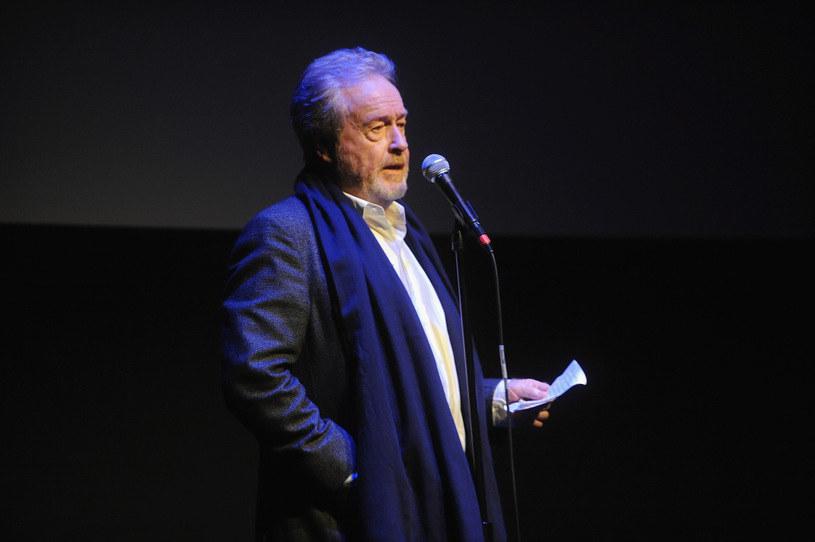 """Ridley Scott pominięty za reżyserię filmu """"Marsjanin"""". /Brad Barket /Getty Images"""