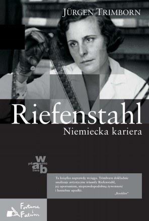 Riefenstahl. Niemiecka kariera /Wydawnictwo WAB