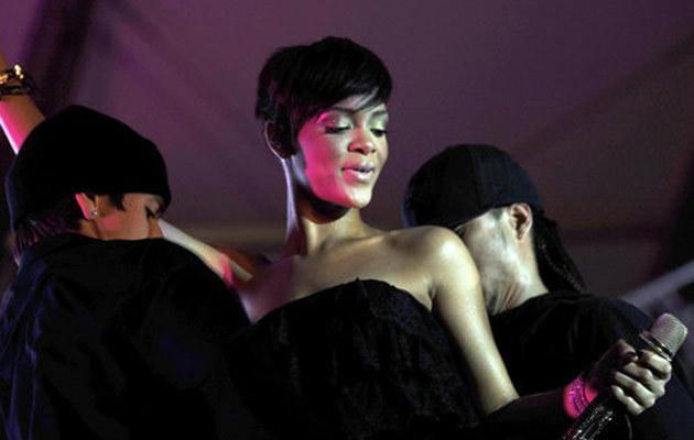 Rihanna  /AFP