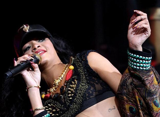 Rihanna będzie jedną z gwiazd gali MTV VMA - fot. Danny Martindale /Getty Images/Flash Press Media