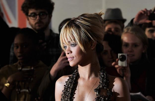 Rihanna była poruszona filmem o akcji Kony 2012 - fot. Gareth Cattermole /Getty Images/Flash Press Media