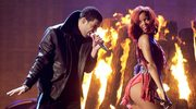 Rihanna całowała się z Drakiem!