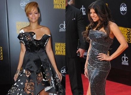 Rihanna, Fergie /Getty Images/Flash Press Media