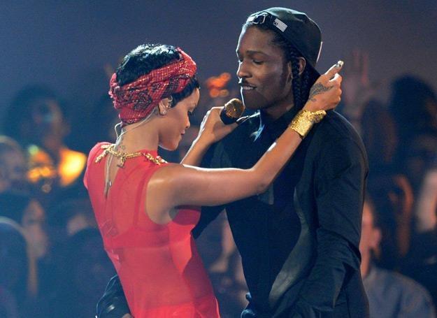 Rihanna i A$AP Rocky wystąpili razem w teledysku - fot. Kevin Winter /Getty Images/Flash Press Media