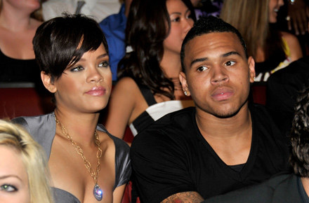 Rihanna i Chris Brown fot. Frank Micelotta /Getty Images/Flash Press Media