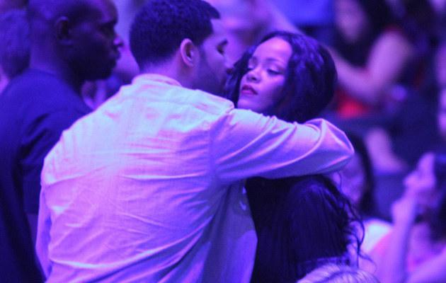 Rihanna i Drake /London Ent / Splash News /East News