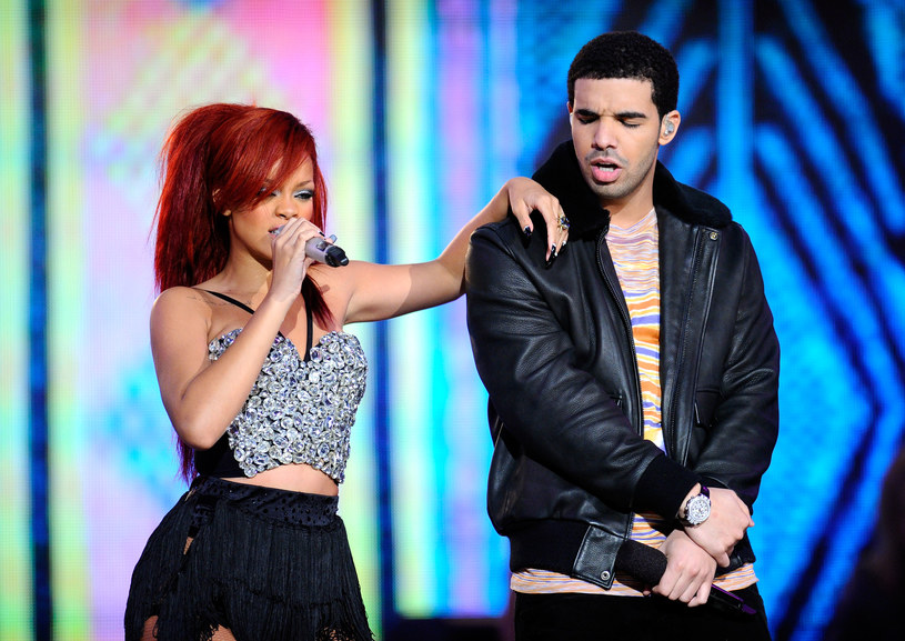 Rihanna i Drake /Getty Images
