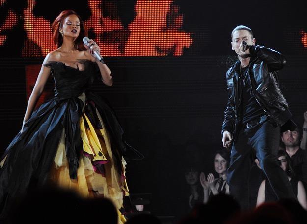 Rihanna i Eminem znowu razem /arch. AFP