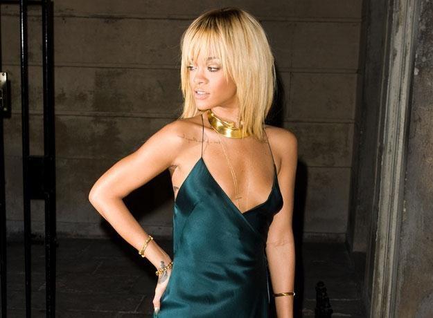 Rihanna jest za gruba? fot. Samir Hussein /Getty Images/Flash Press Media
