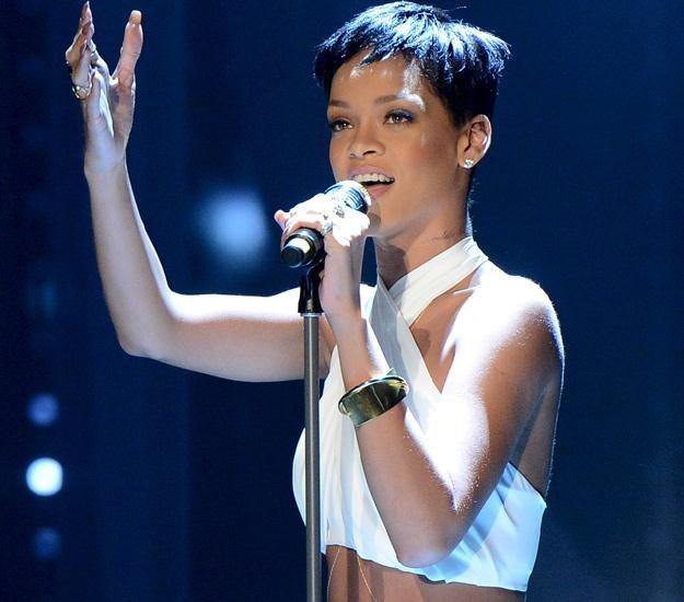 """Rihanna lubi sobie """"zajarać"""" /Getty Images/Flash Press Media"""