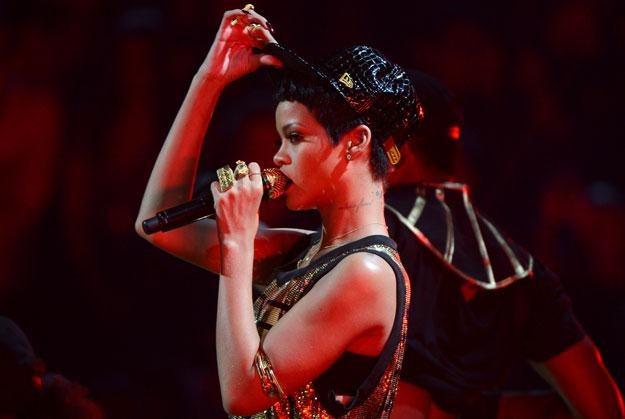 Rihanna ma z Chrisami Brownami same problemy fot. Michael Kovac /Getty Images/Flash Press Media