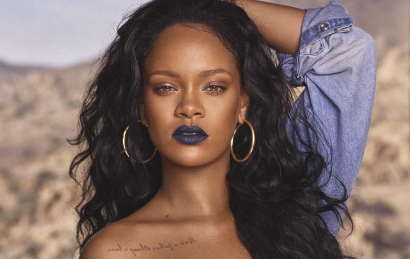 Rihanna może się pochwalić piękną cerą - to zasługa kosmetyków Fenty Beauty /INTERIA.PL/materiały prasowe