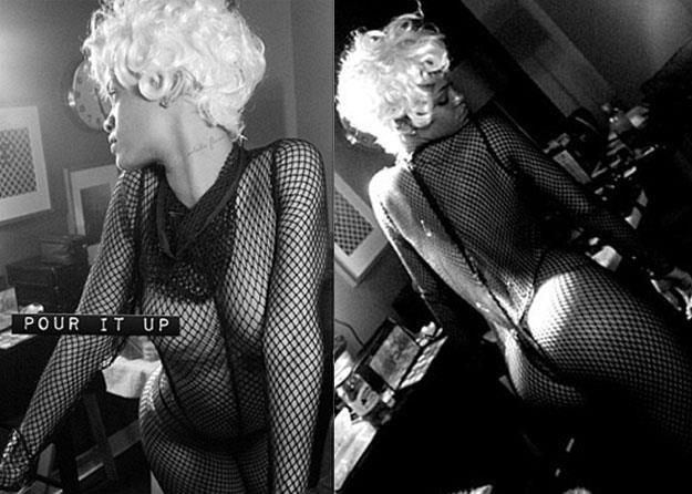 Rihanna nie ma nic do ukrycia /