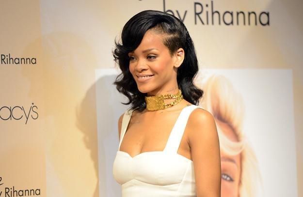 Rihanna nie poskąpiła sympatycznemu kelnerowi - fot. Jason Merritt /Getty Images/Flash Press Media