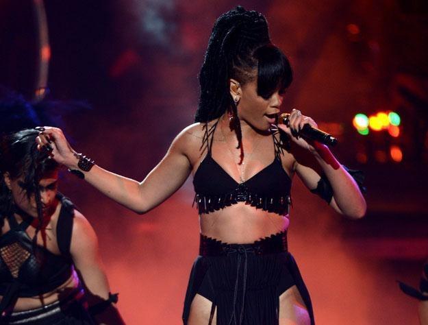 Rihanna: Nie przesoliła? fot. Mark Davis /Getty Images/Flash Press Media