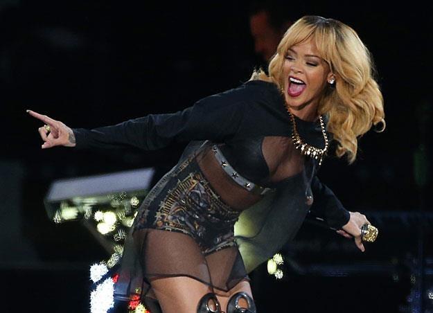 """Rihanna: """"Nigdy nie chciałem być wzorcem dla innych"""" fot. Simone Joyner /Getty Images/Flash Press Media"""